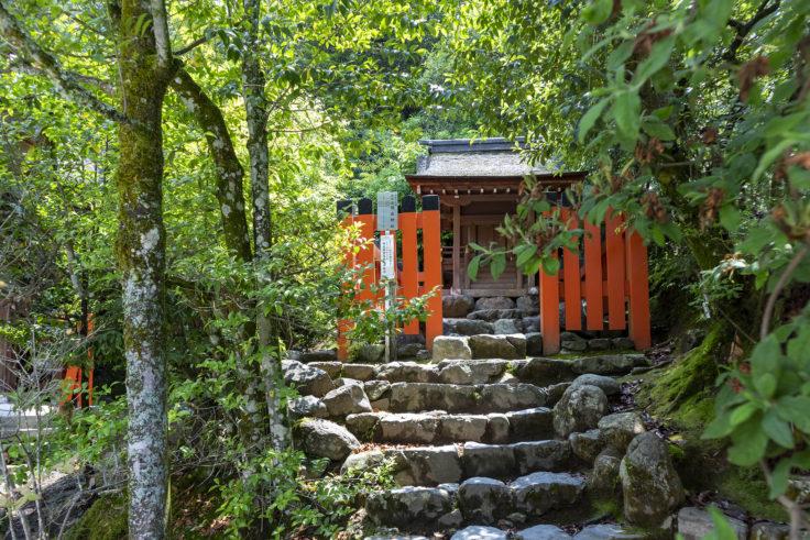 上賀茂神社須波神社