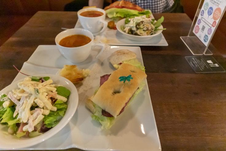 サクラテラス・ザ・アトリエの朝食