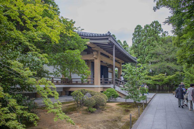 広隆寺新霊宝殿