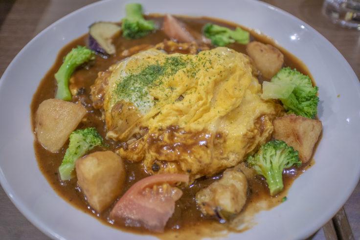 Tan Tanの野菜カレー