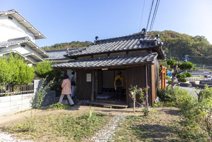 「ヒキコモリ」リチャード・ストライトマター・トラン