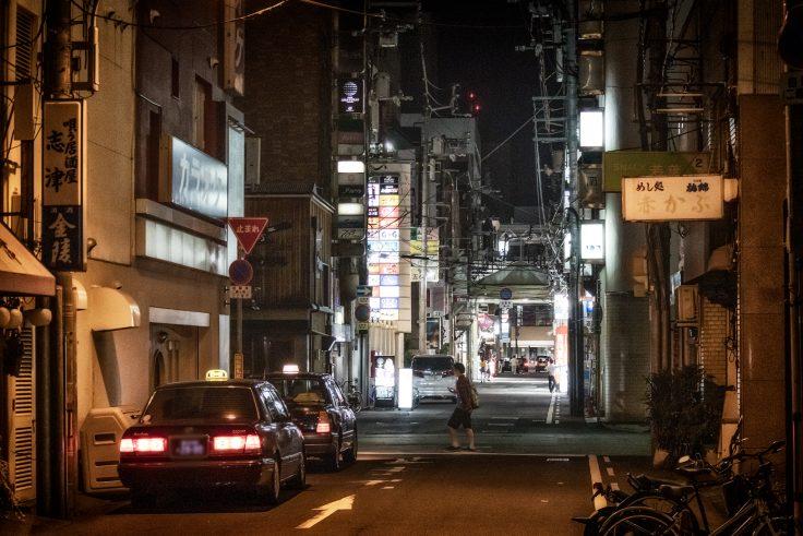夜の高松市2