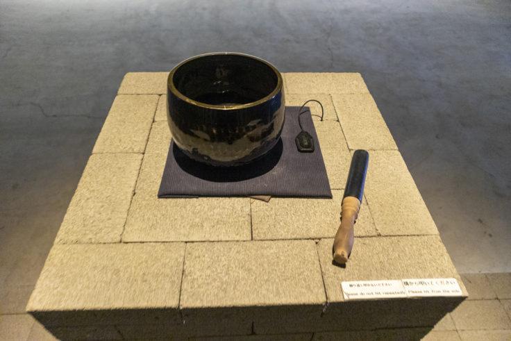 「鐘舎 Bell Shelter」朱哲琴 (Dadawa)の鐘