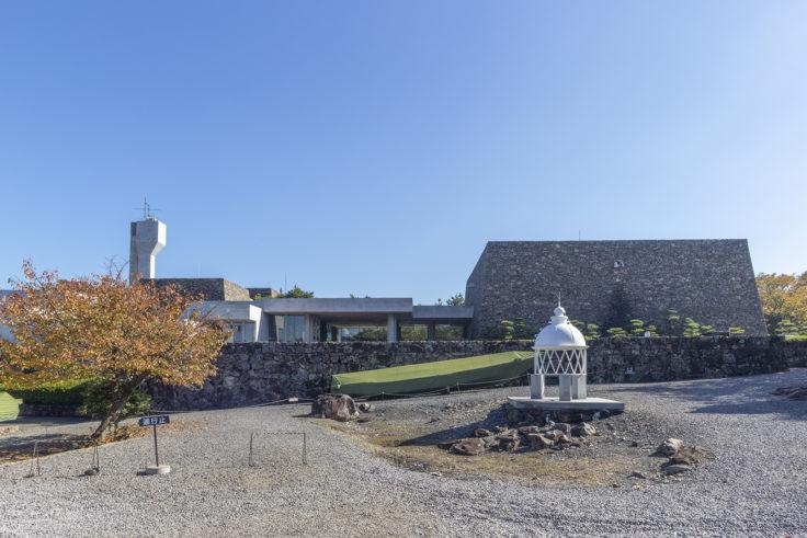 瀬戸内海歴史民俗博物館白灯台