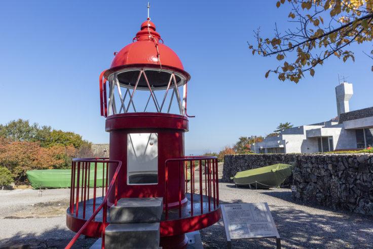 瀬戸内海歴史民俗博物館赤灯台