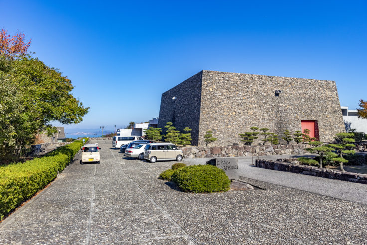 瀬戸内海歴史民俗博物館外観