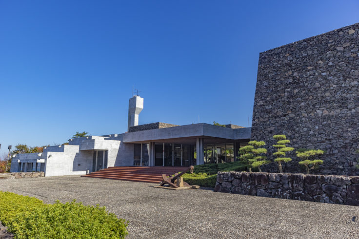瀬戸内海歴史民俗博物館外観2