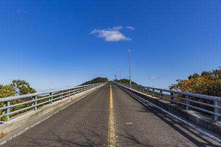 高架橋から見た四方見展望台2