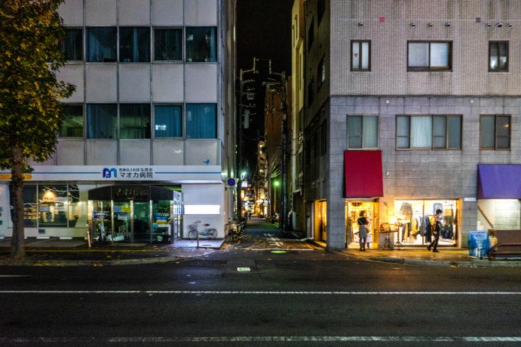 夜のフェリー通り9