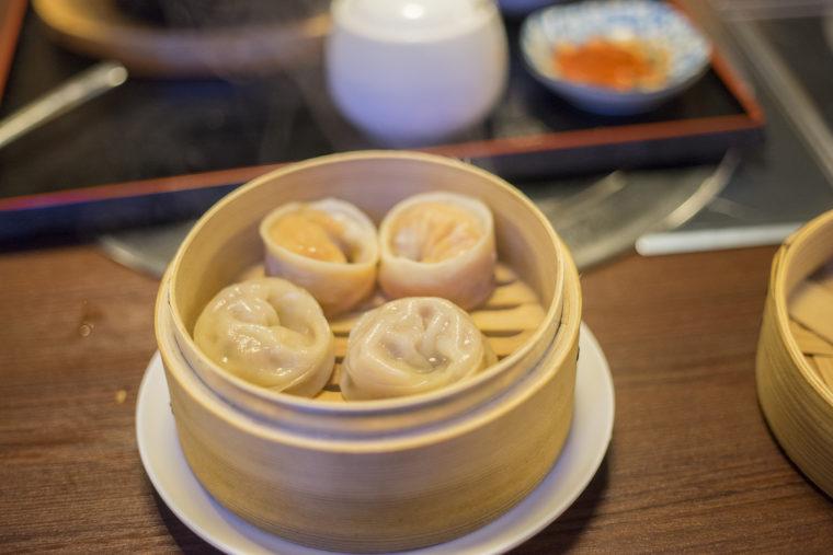 韓国家庭料理サランのマンドゥ
