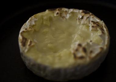 チーズフォンデュ