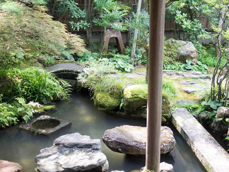野村家武家屋敷跡庭園