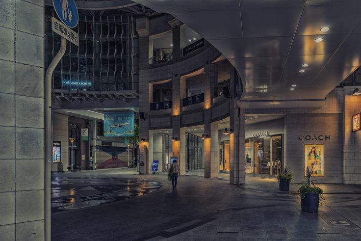 丸亀町商店街スナップ写真