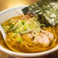 欽山製麺所の中華そば