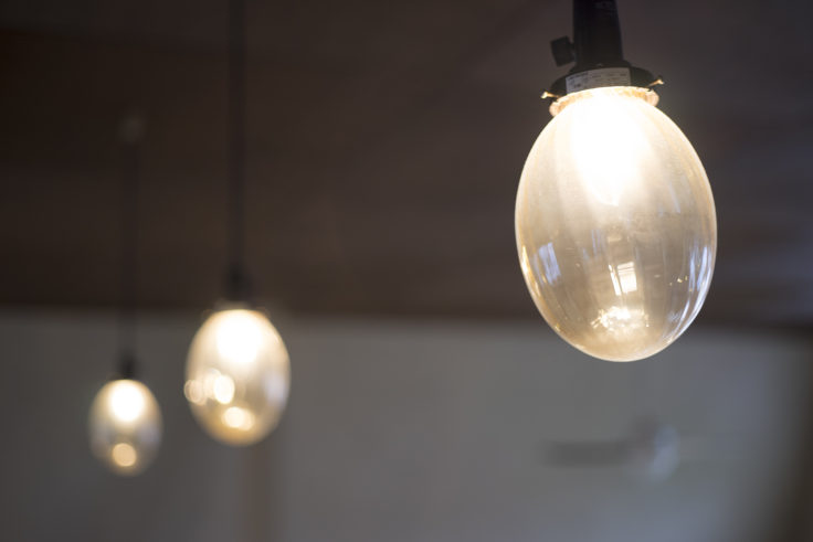 アンデルセンの照明