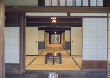 旧野崎家座敷