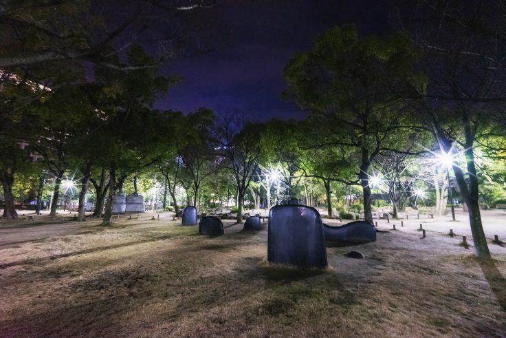 高松市中央公園速水史朗作品