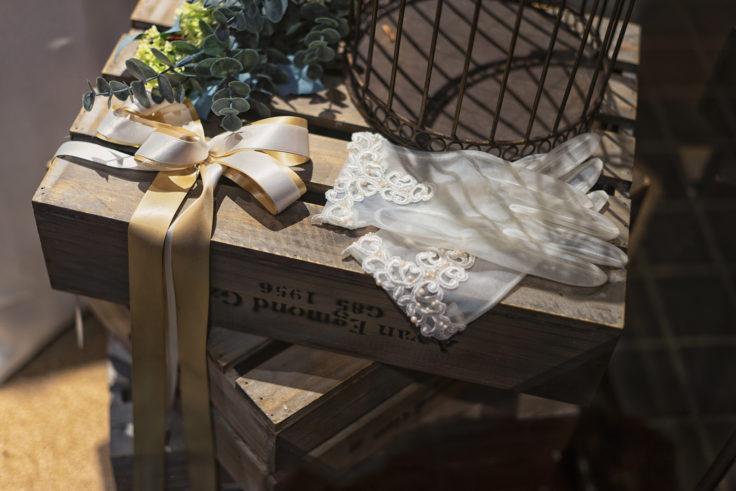 結婚式手袋