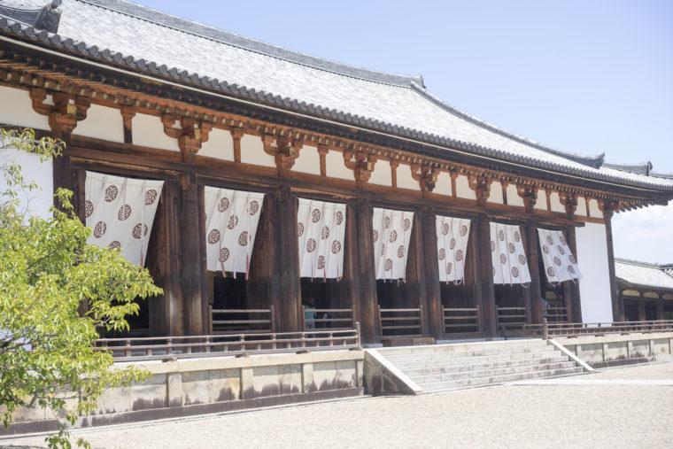 法隆寺大講堂