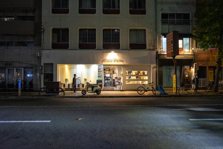 夜のフェリー通り6