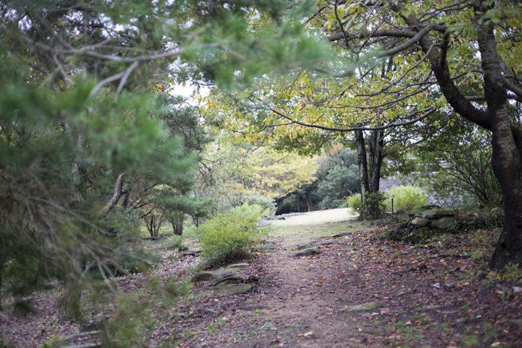 五色台散策