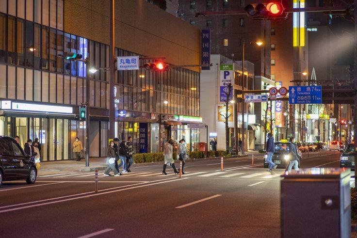 タムキューで撮る夜景スナップ3