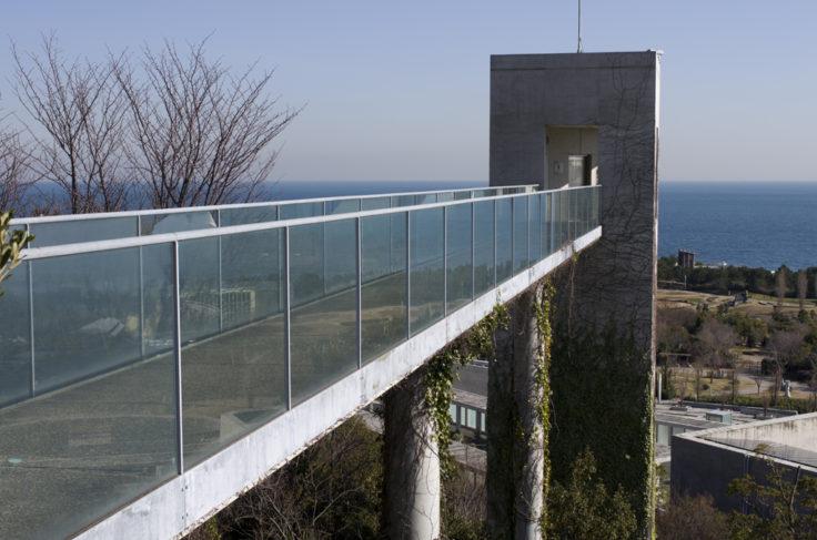 淡路夢舞台の塔