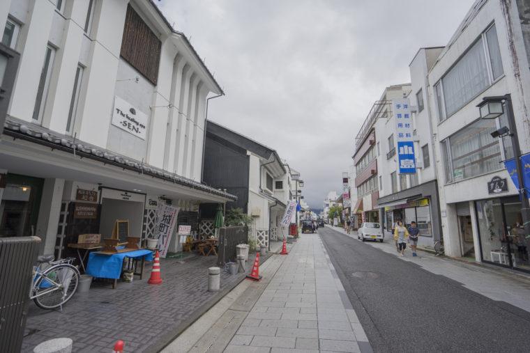 松本市中町通り