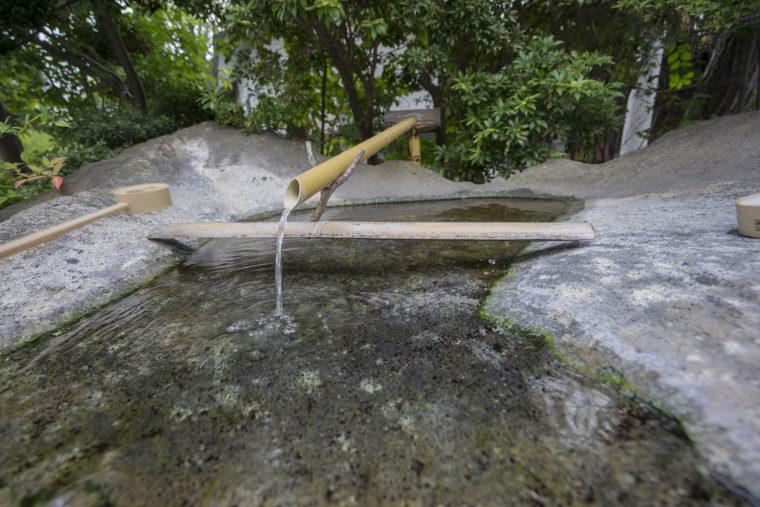 松本市の湧水