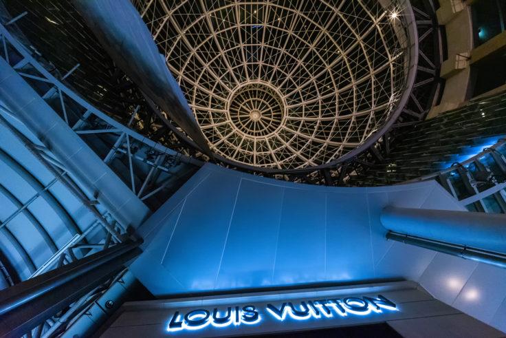 高松中央商店街のドーム