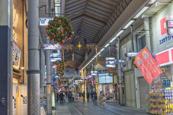 高松市のクリスマス