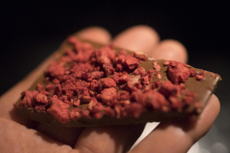 chocolatechatのラズベリー