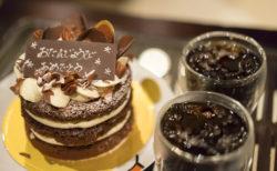 サンファソンの誕生日ケーキ