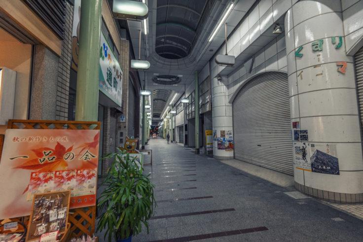 丸亀市通町商店街2